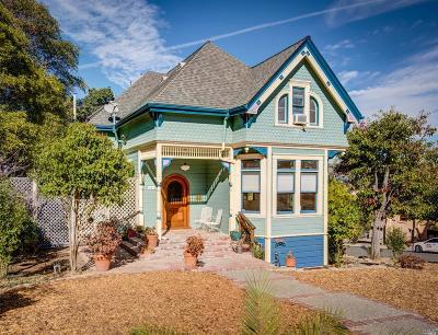 Vallejo Single Family Home For Sale: 844 Florida Street