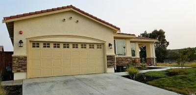 Winters Single Family Home For Sale: 956 Potter Street