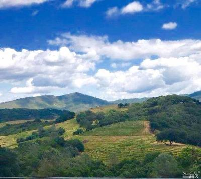 St. Helena Residential Lots & Land For Sale: Reserve Road