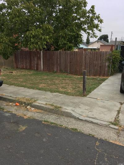 Vallejo Residential Lots & Land For Sale: 306 Mayo Avenue