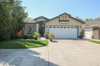 Vacaville Single Family Home Contingent - Release: 1049 Plumas Court