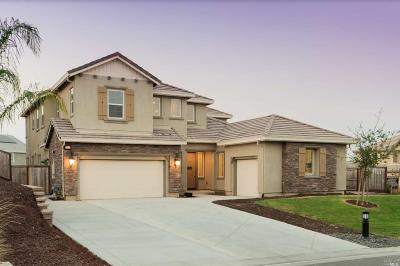 Vacaville Single Family Home Contingent - Release: 230 Deer Branch Lane