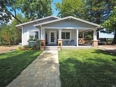 Sebastopol Single Family Home Contingent-Show: 4996 Maddocks Road