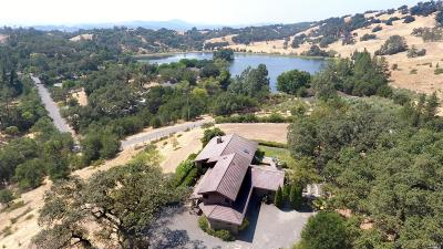 Sonoma County Single Family Home For Sale: 23550 Vineyard Road