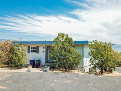 Single Family Home For Sale: 533 Putah Creek Road