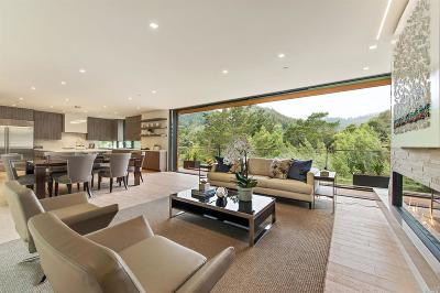 Mill Valley Single Family Home For Sale: 351 Lovell Avenue