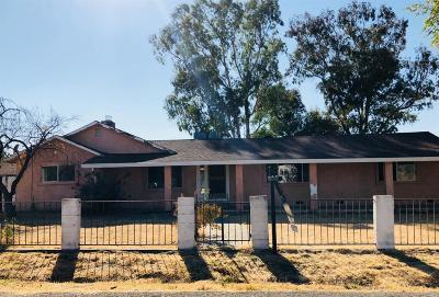 Vacaville Single Family Home For Sale: 7943 North Locke Road