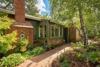 Larkspur Single Family Home For Sale: 200 William Avenue