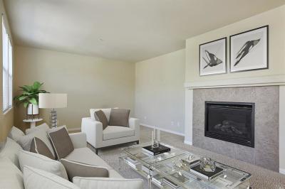 Cloverdale Condo/Townhouse For Sale: 160 Healdsburg Avenue #D