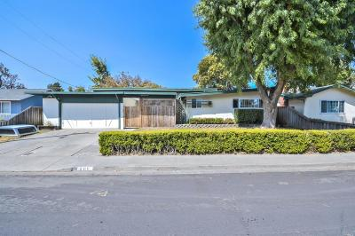 Rohnert Park Single Family Home For Sale: 200 Alma Avenue