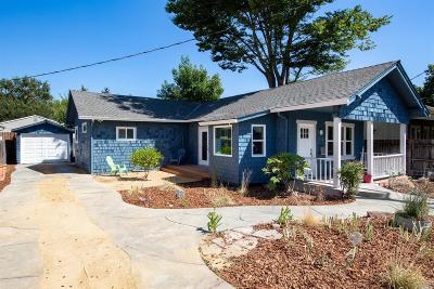 Sonoma Single Family Home For Sale: 18233 Lucas Avenue