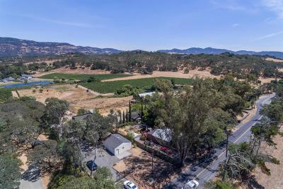 Napa Residential Lots & Land For Sale: 2240 1st Avenue