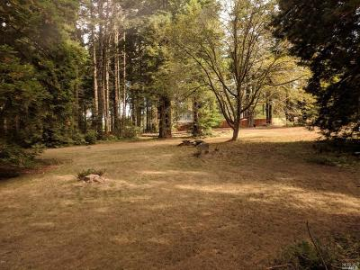 Fort Bragg Residential Lots & Land For Sale: 32396 Old Willits Road