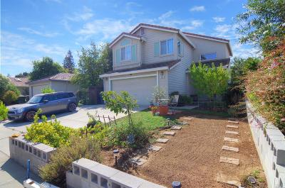 Vacaville CA Single Family Home Contingent - Release: $459,900