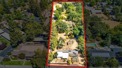 Santa Rosa Single Family Home For Sale: 684 Middle Rincon Road