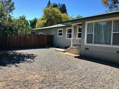 Sebastopol CA Single Family Home For Sale: $775,000