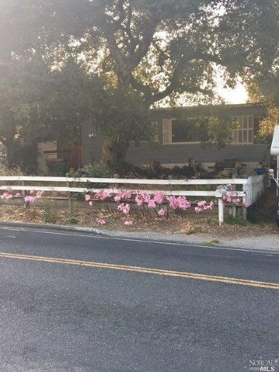 Petaluma Single Family Home For Sale: 278 Skillman Lane