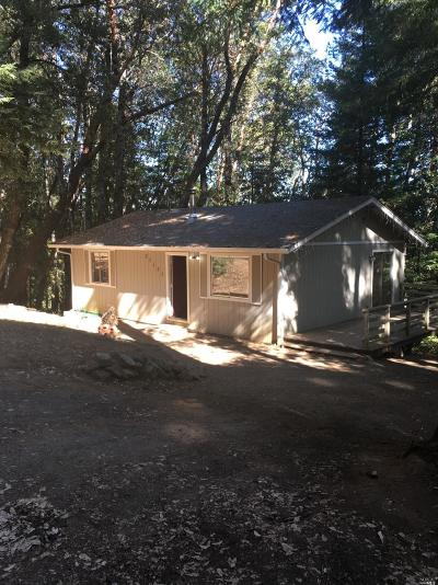 Willits Single Family Home For Sale: 27151 Bear Circle