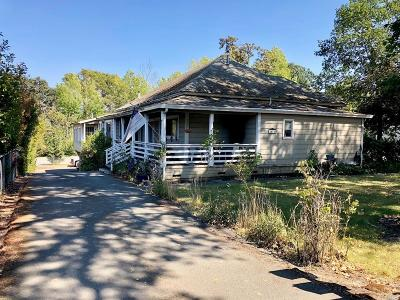 Mendocino County Multi Family 2-4 For Sale: 1075 South Main Street