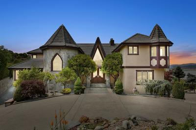 Marin County Single Family Home For Sale: 4 Park Place