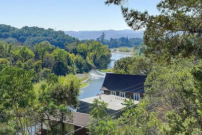 Healdsburg Single Family Home For Sale: 1901 South Fitch Mountain Road