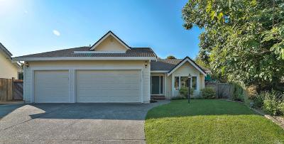 Fairfield Single Family Home Contingent-Show: 2534 Cotswold Hill Drive