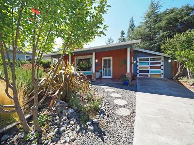 Sebastopol Single Family Home For Sale: 150 Jewell Avenue