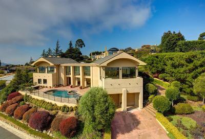 Tiburon Single Family Home For Sale: 5 Gilmartin Court