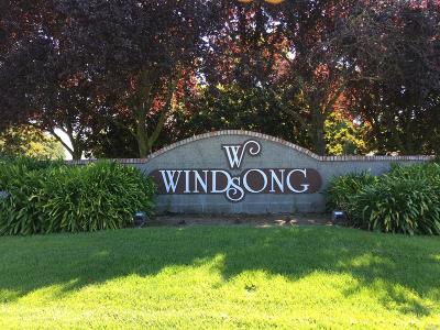 Rohnert Park Condo/Townhouse For Sale: 8201 Camino Colegio #151