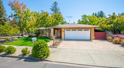 Napa Single Family Home Contingent-Show: 4363 Chablis Drive