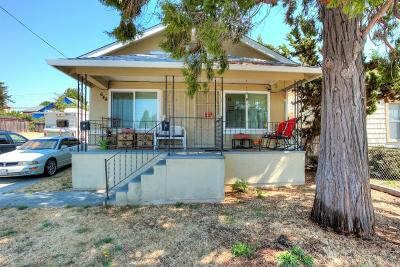 Vallejo Multi Family 2-4 For Sale: 644 Grant Street