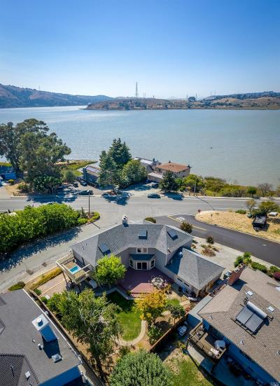 Benicia Single Family Home For Sale: 1200 West 14th Street