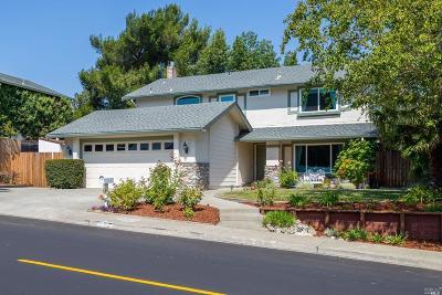 Benicia Single Family Home For Sale: 557 Cambridge Drive