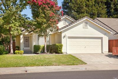 Windsor CA Single Family Home For Sale: $549,000