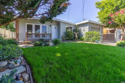 Ukiah Single Family Home For Sale: 247 Garrett Drive