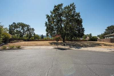 Calistoga Residential Lots & Land For Sale: 1704 Emerald Drive