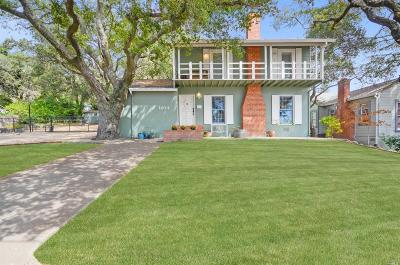 Napa Single Family Home For Sale: 1404 Meek Avenue