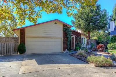Santa Rosa CA Single Family Home For Sale: $589,000