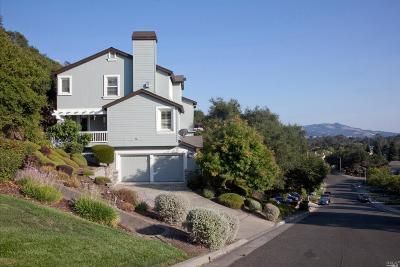 Sonoma County Single Family Home For Sale: 3452 Baldwin Way