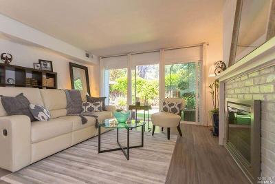 Marin County Condo/Townhouse For Sale: 3 Royal Court