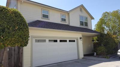 Solano County Single Family Home For Sale: 534 West J Street