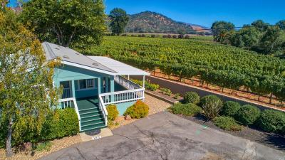 Yountville Mobile Home For Sale: 105 Claret Circle #105