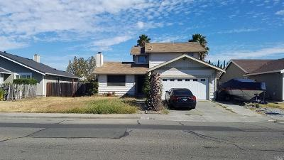 Suisun City Single Family Home For Sale: 1030 Pintail Drive