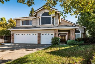 Vacaville Single Family Home For Sale: 620 Canyon Oak Court