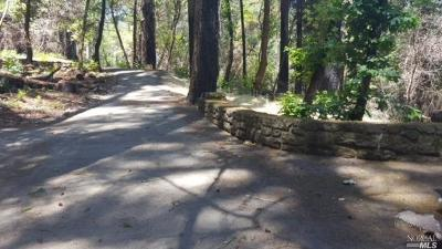 Napa Residential Lots & Land For Sale: 4722 Redwood Road