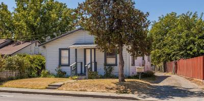 Vacaville Single Family Home For Sale: 125 Brown Street
