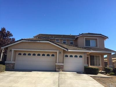 Vallejo Single Family Home For Sale: 6417 Eagle Ridge Drive