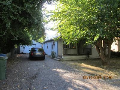 Ukiah Single Family Home For Sale: 1 Betty Street
