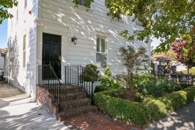 Sonoma Single Family Home For Sale: 162 West Spain Street