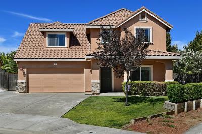 Cloverdale Single Family Home For Sale: 112 Sierra Court